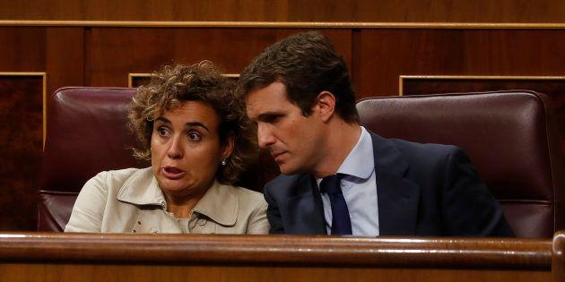 Pablo Casado quiere volver a aplicar el 155 en Cataluña: