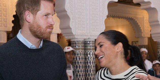 La Descacharrante Broma Del Príncipe Harry Sobre El Embarazo De