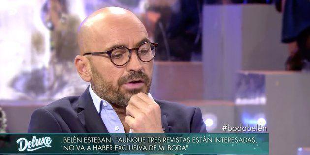 Diego Arrabal critica duramente a María Patiño y a los colaboradores de 'Sábado