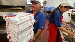 Domino's cancela una promoción de pizza gratis de por vida a cambio de tatuajes debido a su tremendo