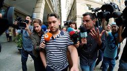 El líder de 'La manada', José Ángel Prenda, cobrará un subsidio público de 430 euros al
