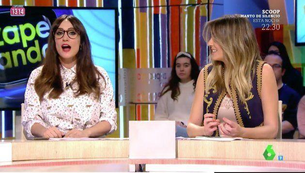 Ana Morgade y Anna Simón cuentan sus
