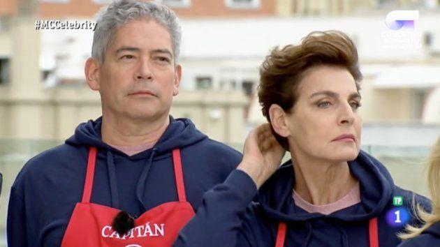La pullita de Santiago Segura a Antonia Dell'Atte en 'Masterchef Celebrity