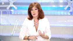 Ana Rosa Quintana se sincera en directo sobre la detención de su