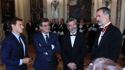 El mensaje del presidente del Tribunal Supremo ante el rey sobre Cataluña antes de la