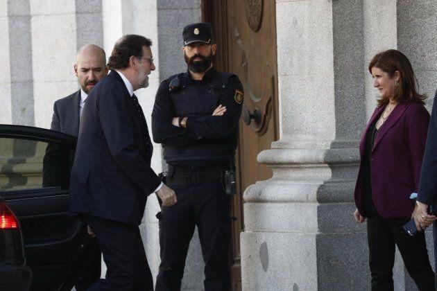 Rajoy, en el