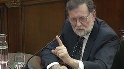 El corte de Mariano Rajoy al abogado de Turull: