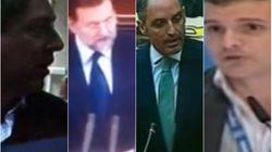 7 políticos del PP que, como Cospedal, también se pasaron tres