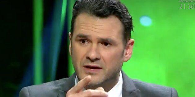 Iñaki Lopez, presentador de laSexta