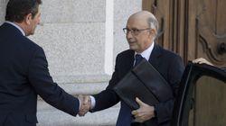 La revelación de Montoro: presentó siete denuncias por el uso de dinero