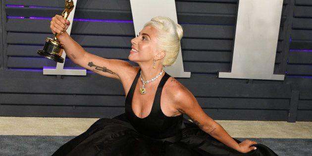 La sutil forma en la que Lady Gaga ha callado a todos los que le hacían