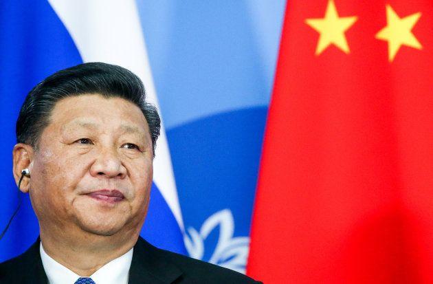 El presidente chino, Xi