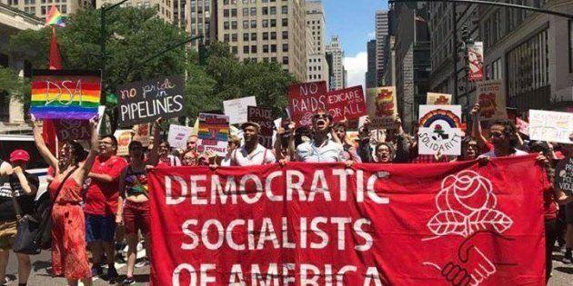 Democratic Socialists of America: la revolución que viene del Partido Demócrata