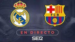 En directo: Real Madrid-Barcelona de semifinales de la Copa del