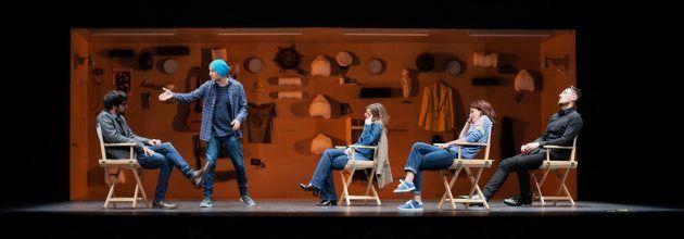 'El tratamiento', un éxito teatral que rejuvenece al público que hay en la