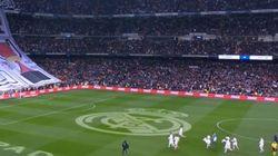 Multitud de comentarios por lo que se ha visto en la grada del Bernabéu en el