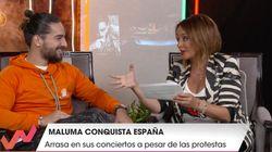 Maluma se defiende en 'Viva la vida' de las acusaciones de sus letras