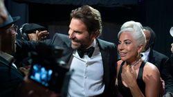 Le han preguntado a Lady Gaga por Bradley Cooper... y su cara lo dice