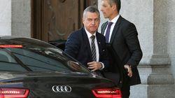 Urkullu confirma su labor de mediador y un encuentro con Rajoy el verano anterior al 1-O en La