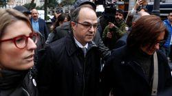 El juez procesa a Puigdemont, Turull, Junqueras y otros diez líderes independentistas por