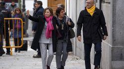 La Fiscalía pide prisión para Turull, Rull, Romeva, Forcadell y
