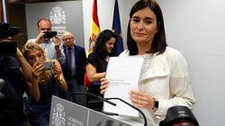 Carmen Montón insiste: