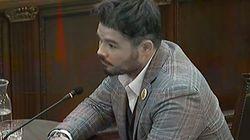 El argumento de Rufián ante el juez Marchena para justificar que el 20-S no hubo rebelión: