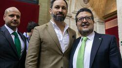Vox organiza una manifestación en Andalucía contra el