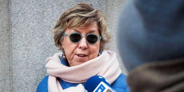 Pilar Barreiro, senadora del PP, en una imagen de