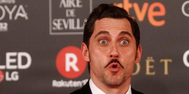 Paco León se desnuda en Instagram para celebrar el fin de un