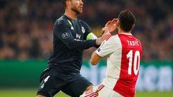 La UEFA sanciona con dos partidos a Sergio Ramos por forzar una tarjeta contra el