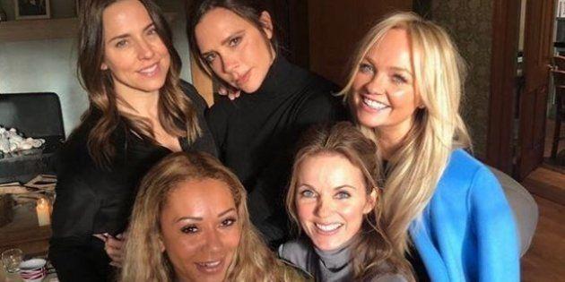 Las Spice Girls serán unas superheroínas en una película de