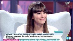 La reivindicación feminista de Aitana en 'Viva La