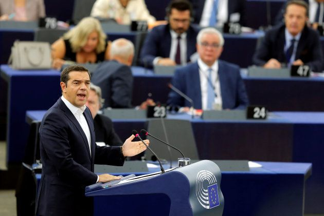 Tsipras advierte de que las elecciones europeas serán una