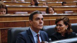 Carmen Calvo será la 'número dos' de Sánchez por Madrid en las listas del PSOE para el