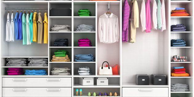 Los mejores trucos para hacer el cambio de armario (y no morir en el