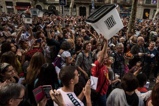 Torra reconoce que no puede abrir las cárceles para dejar en libertad a los políticos independentistas