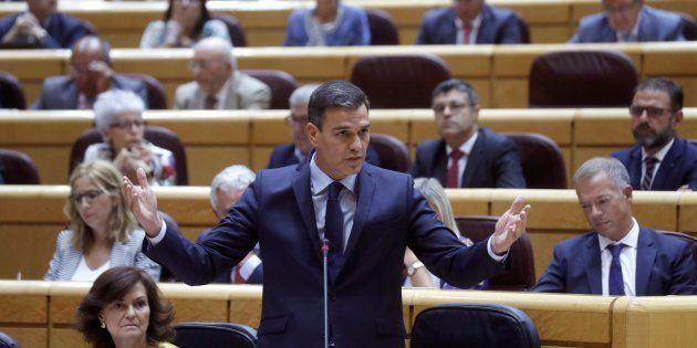 Sánchez mantiene a Montón: