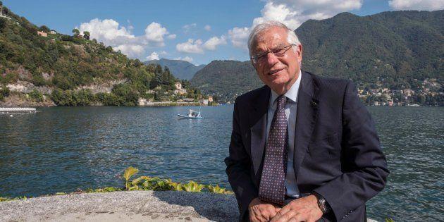Borrell dice que personalmente preferiría que los políticos presos estuviesen en