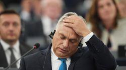 El Partido Popular Europeo enseña la puerta al húngaro Orbán por su deriva