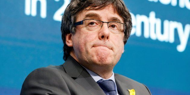 Twitter rescata este tuit antiguo de Puigdemont tras su