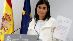 La ministra Carmen Montón plagió partes de su