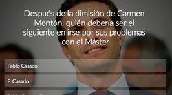 ENCUESTA: tras la dimisión de Montón, ¿quién debería ser el