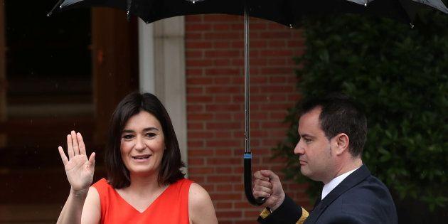 Carmen Montón, en una imagen de
