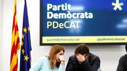 El PDeCAT envía este lunes una delegación a Alemania y otra a