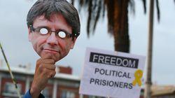 🔴EN DIRECTO- Puigdemont pasa su primera noche en prisión y declara este lunes ante el