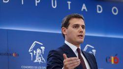 Rivera anuncia un acuerdo con el Gobierno para apoyar los