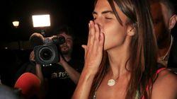 La ardiente y sensual foto en 'topless' con la que Sofía Suescun despide al