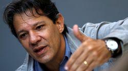 ¿Quién es Fernando Haddad, el candidato que sustituye a