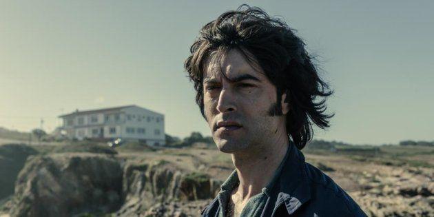 Javier Rey en el papel de Sito Miñanco, protagonista de